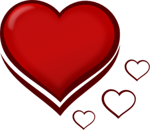 Love this red heart